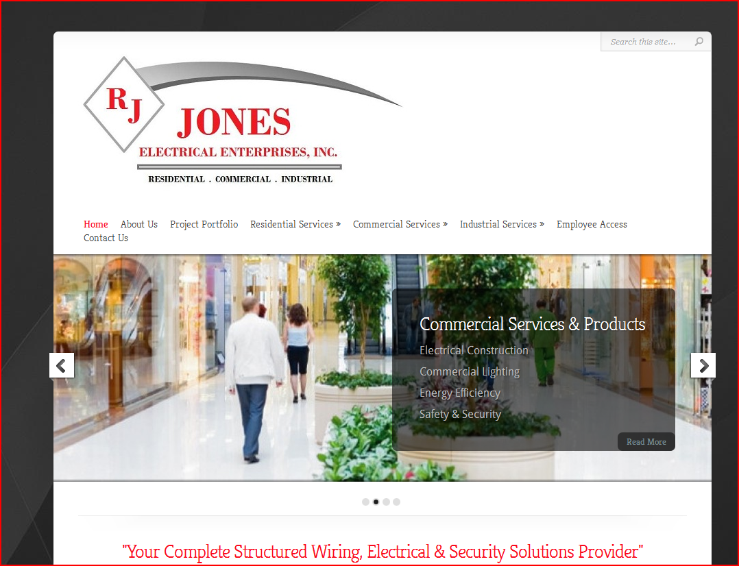 RJJones Electrical Enterprises